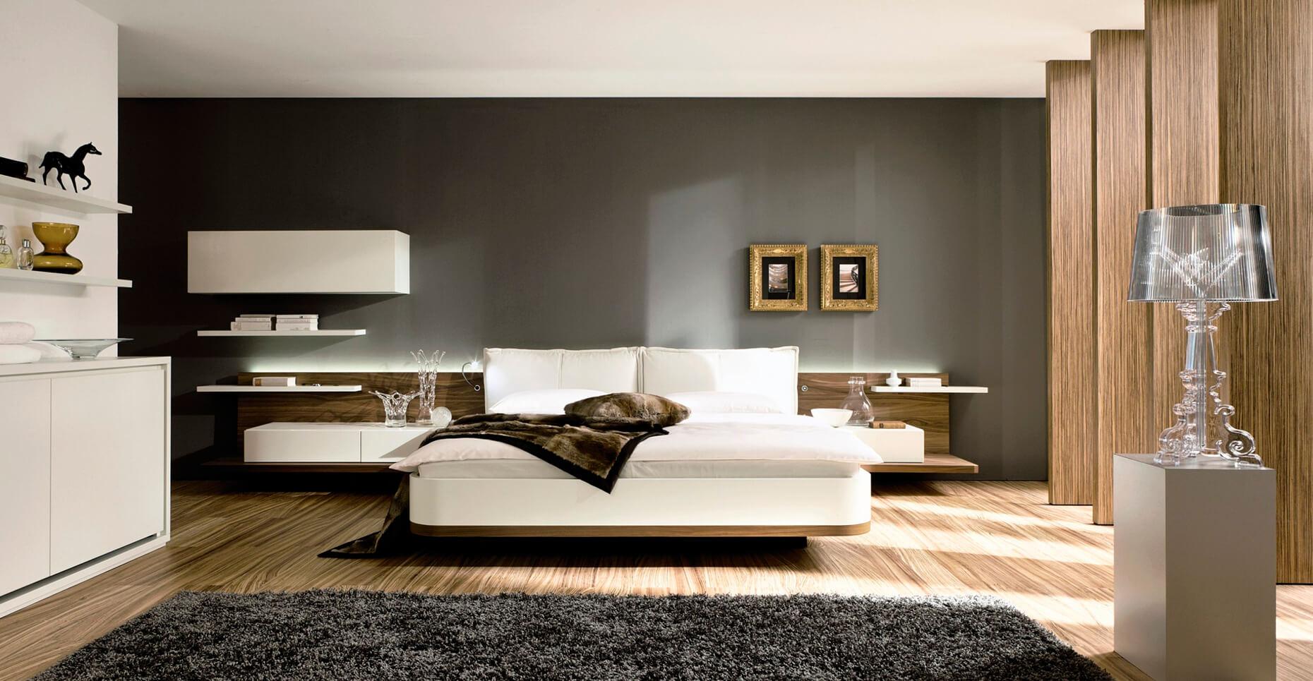 Achterwand Voor Slaapkamer : Achterwand slaapkamer auronde achterwand in kleur wenge with